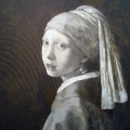 Girl with a Pearl Earring #5