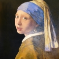 Girl with a Pearl Earring #7