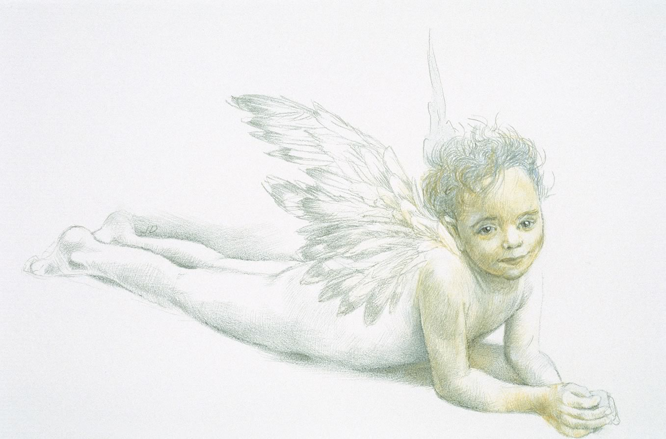 Guardian angel for Victoria