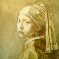 Girl with a Pearl Earring #3