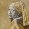 Girl with a Pearl Earring #4