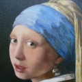 Girl with a Pearl Earring #8