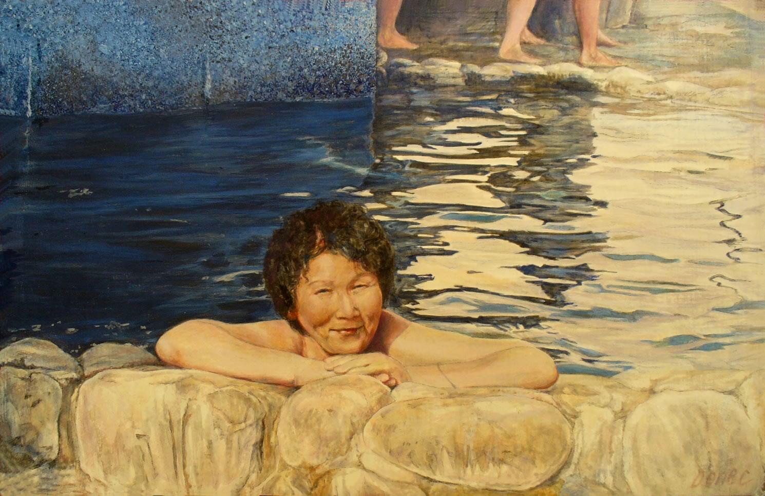 2009 - Portrait of Sueko